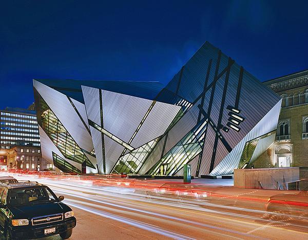 Royal Ontario Museum, Toronto, Canada / PHOTO: Royal Ontario Museum