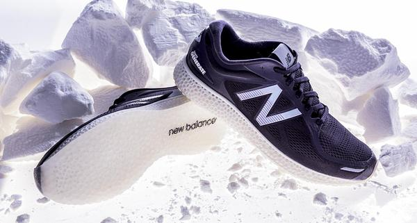 The 3D-printed running shoe will be available to the public