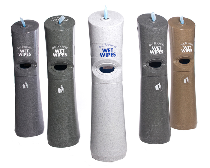 Addgards launches 'Executive' range of wet wipe stations