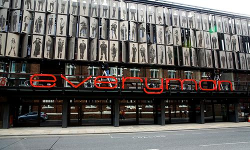 A stirling effort – Haworth Tompkins 'Everyman Theatre' bags prestigious Stirling prize