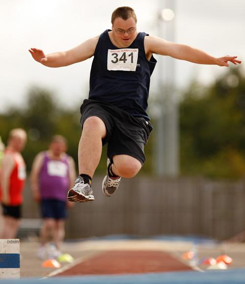 The 2013 Games in Bath attracted more than 1,700 athletes / Special Olympics GB
