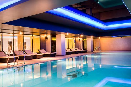 Gleneagles Hotel reopens leisure complex following £5m upgrade