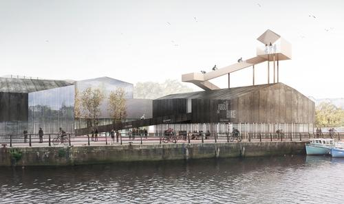 AWP wins competition to design Malmo Quay in Newcastle