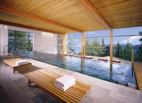 Vigilius Mountain Resort in Italy