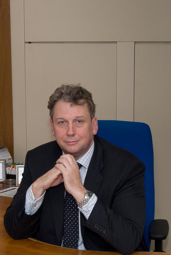 David Stalker, CEO of ukactive