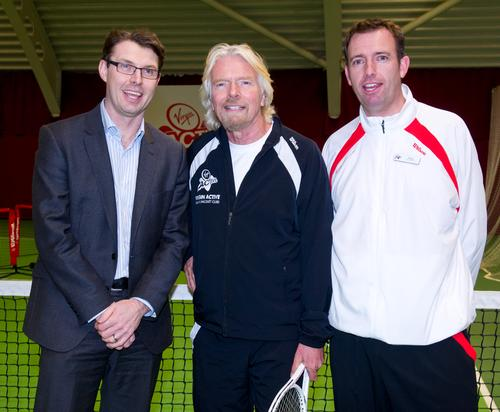 Virgin Active signs deal with Lawn Tennis Association