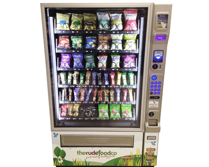 The vending machines that only offer healthy options
