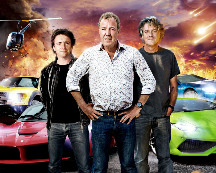 Forrec is working on a Top Gear attraction concept / BBC