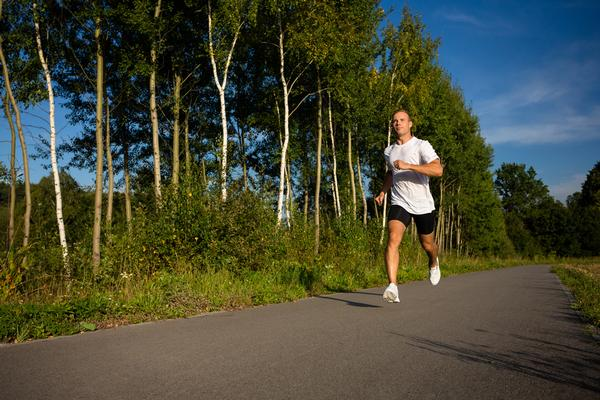 Running is by far the most popular physical activity in Belgium, with 30 per cent of active adults running / photo: www.shutterstock.com/Jaromir Chalabala