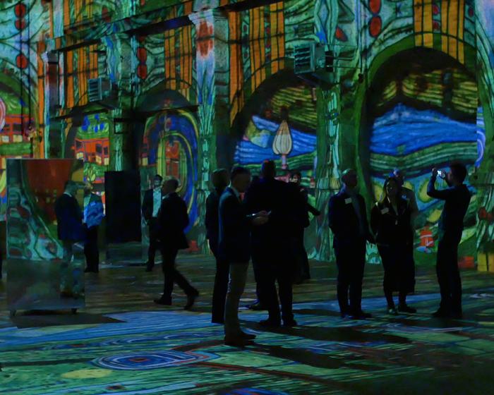 Kunstkraftwerk's Devon Miles chooses Optoma