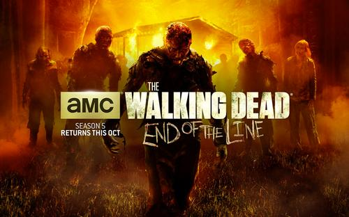 The Walking Dead is one of the premier horror attractions to make an appearance this October / Universal Orlando