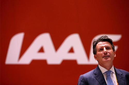 Coe became the IAAF's president in August 2015