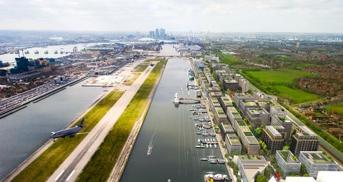 Chinese firm invests £1bn in London Docklands regeneration