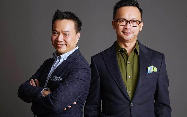 Ed Ng and Terence Ngan founded AB Concepts in 1999 in Hong Kong. The practice has three offices