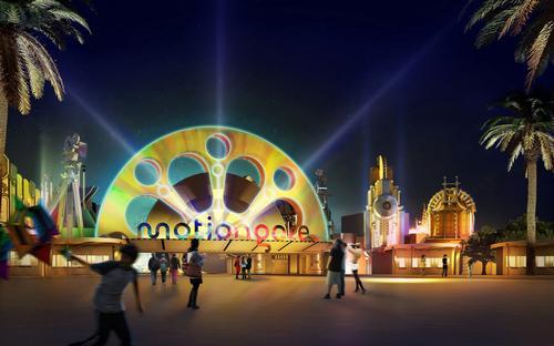 Motiongate Dubai will be part of the mega development