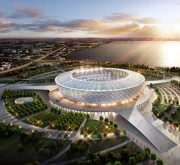 SIS wins pitch contract for first European Olympics
