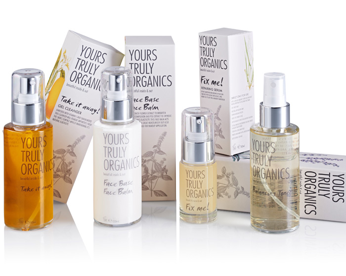 Organic acne treatment range launched for spas