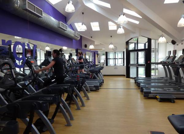 The council's Wellington Civic Leisure Centre delivers an equal balance of strength and cardio equipment