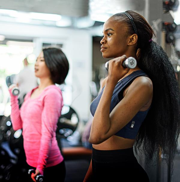 Leisure centres excel at attracting key target groups, particularly females and ethnic minorities / Photo: SHUTTERSTOCK.COM