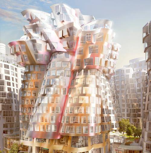 Gehry and Foster-designed Battersea high street wins planning approval