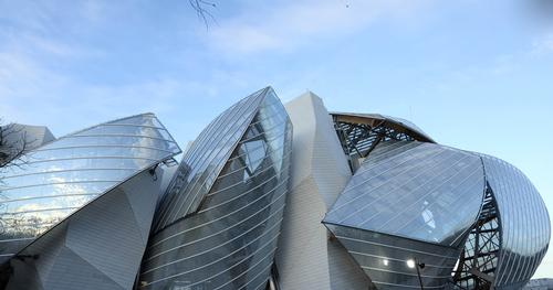 Gehry-designed Louis Vuitton foundation opens in Paris this October