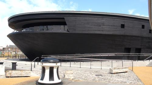 The Mary Rose Museum has attracted more than 400,000 visitors since opening in May 2013 / The Mary Rose Museum