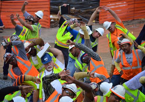 Work is expected to be completed in 2017 / Mercedes Benz Stadium