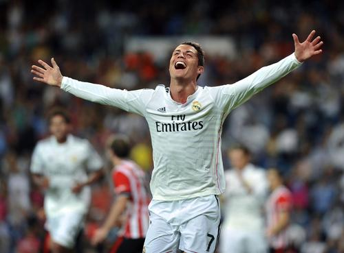 Real Madrid star Cristiano Ronaldo will become the face of Smaaash Soccer Centres