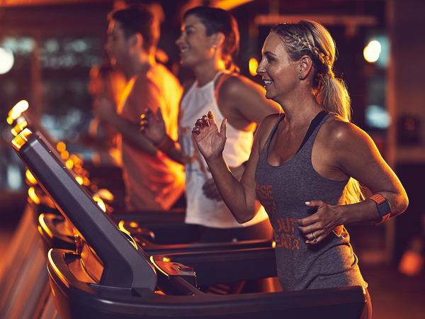 Orangetheory Fitness has seen its revenues grow by 2,500 per cent in the last five years.