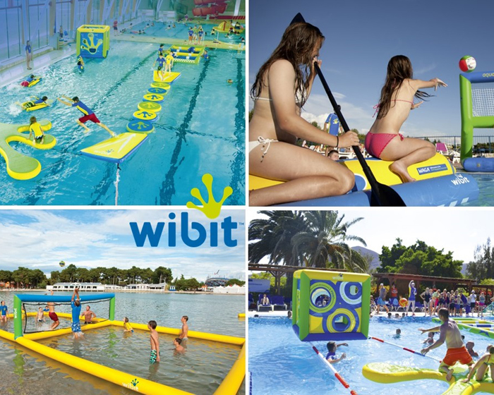 Wibit's new range brings pools of all depths and sizes to life