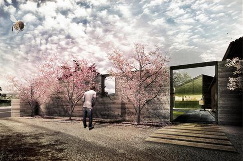 Snøhetta's new garden and kitchen for The French Laundry will take visitors on a new journey / Snøhetta