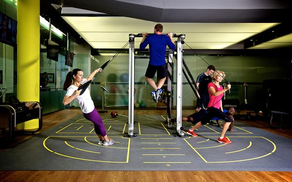 Members like how versatile and fun the OMNIA workout is, says manager Stuart Parker