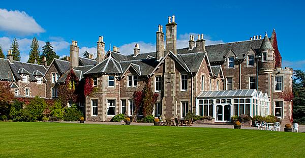Murray bought the £1.8m hotel in January 2013 with the aim of establishing it as a five-star property