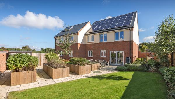 7. Elmsbrook Bicester will have 6,000 well homes when complete