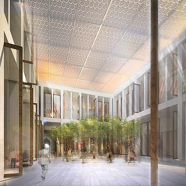 Atelier Ten are providing environmental consulting services for the Downtown Doha master plan, which includes a hotel, shopping mall and spa