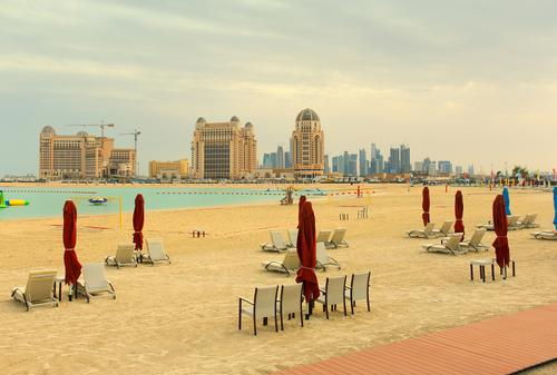 'Largest beach resort' in the Middle East will be run by Hilton