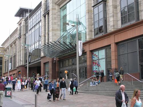 Opportunities for leisure in Glasgow, UK, as council seeks to push ahead with Buchanan Galleries expansion