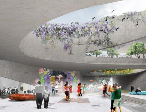 London's Natural History Museum's Bob Bloomfield will consult on the creation of this engagement centre / MET Studio