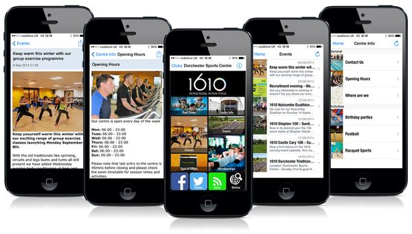 New app to help users book and pay for classes and activities on the go