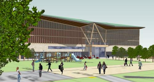London's Crystal Palace Sports Centre up for public consultation