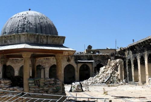 Smithsonian and Penn Museum team up to protect battling Syria's heritage