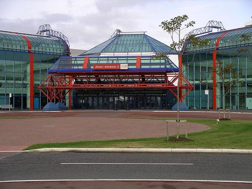 Birmingham NEC put up for sale