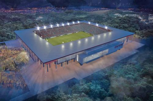Hungarian cub Diósgyöri VTK announces new stadium plans