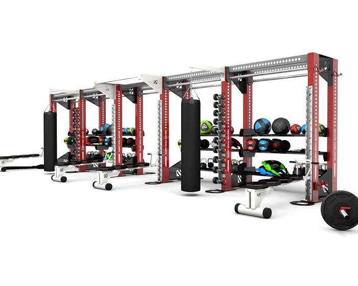 Escape Fitness launches space-saving solution for boutique gyms
