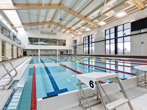 Leadbitter group completes new 8m dorchester sports centre for Letchworth swimming pool timetable