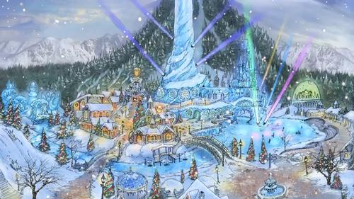 The attraction promises year-round snow / DreamVision