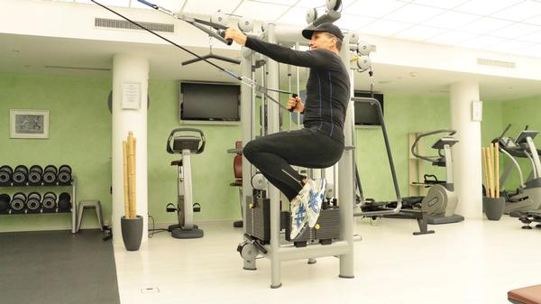 The FlexDRt enables fluid, controlled functional movement