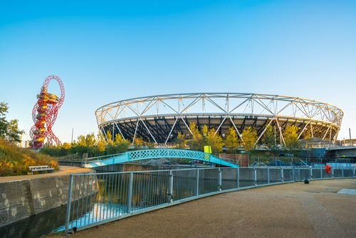 The UCL campus is part of the wider Olympicopolis development  / Shutterstock.com