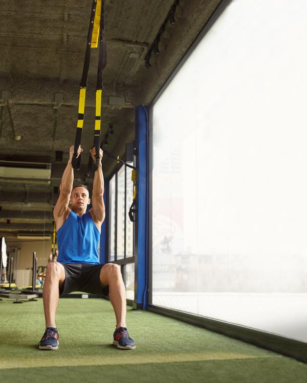 Resistance training / photo: shutterstock.com