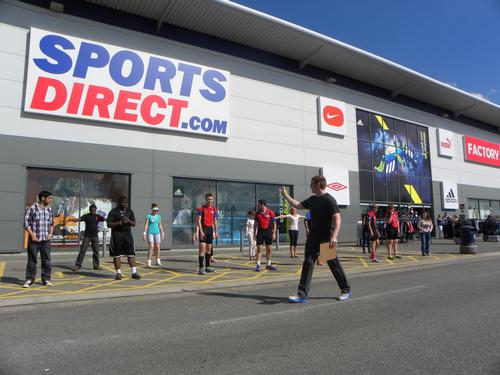 Sports Direct International was founded by Mike Ashley in the 1980s and now has over 400 UK stores